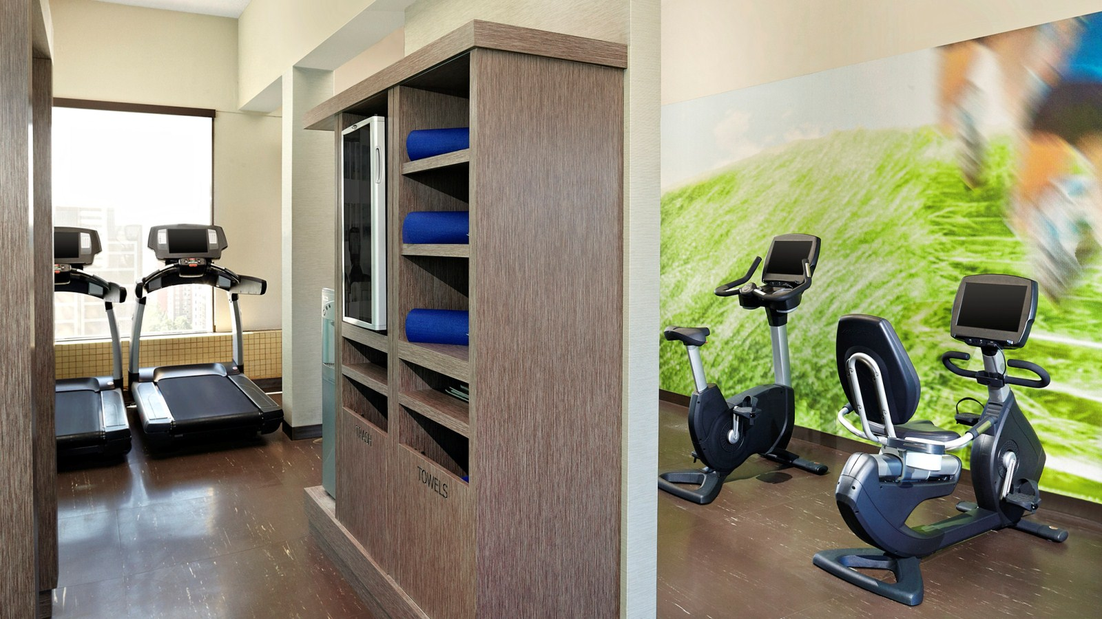 WestinWORKOUT® Fitness Studio - The Westin Calgary