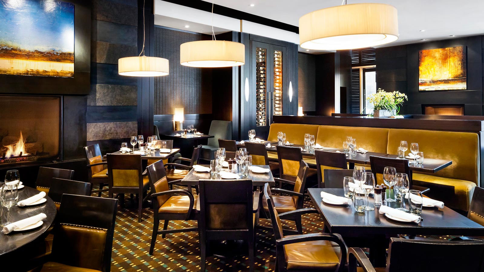 Calgary Restaurants - The Keg