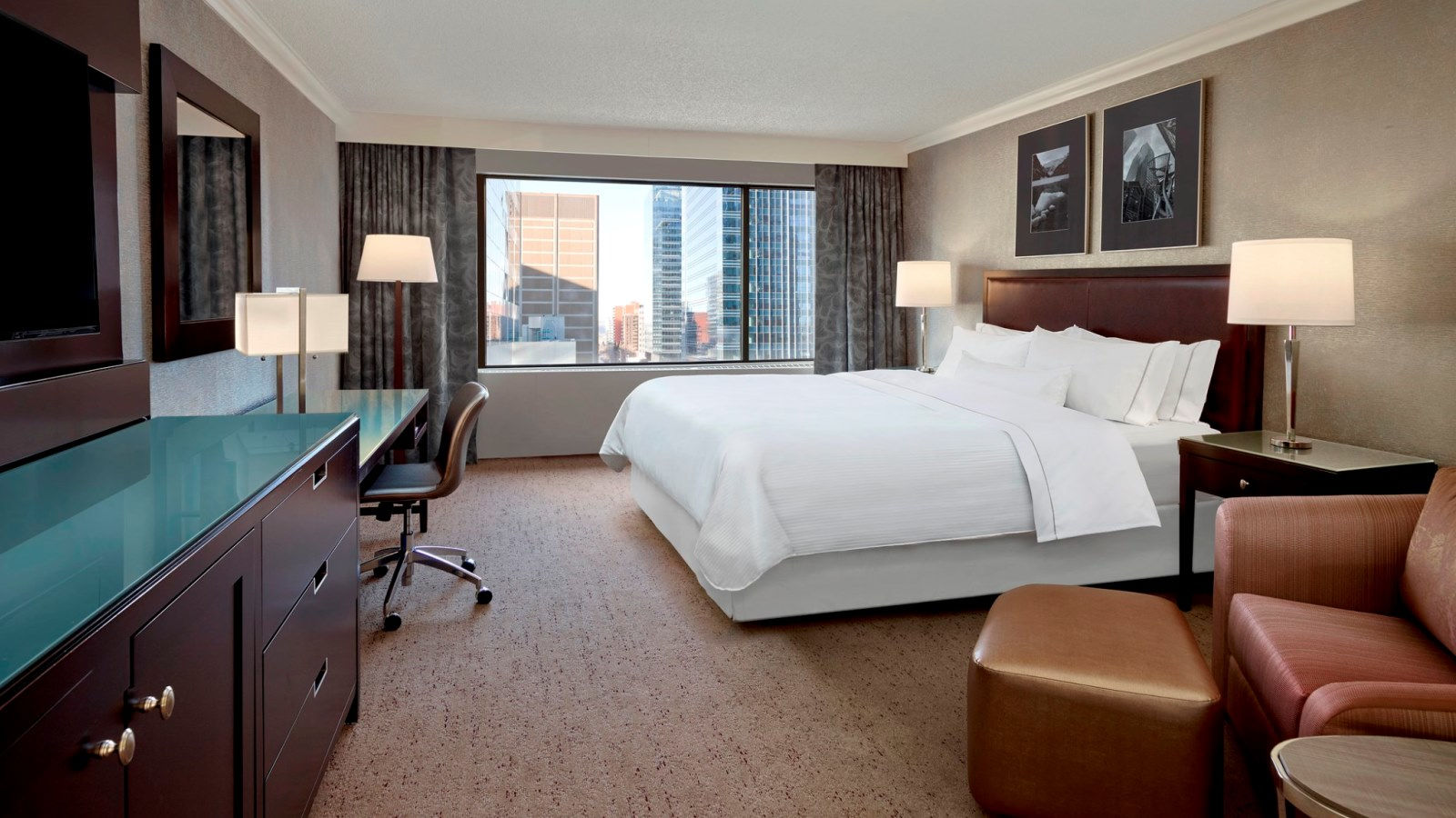 Westin Business Rooms