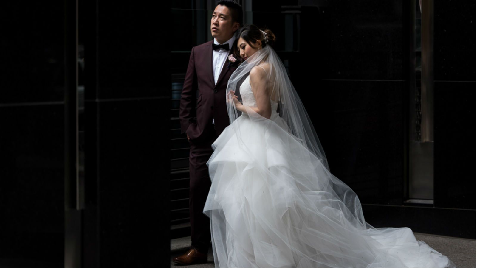 Downtown Calgary Wedding Venues - Real Wedding