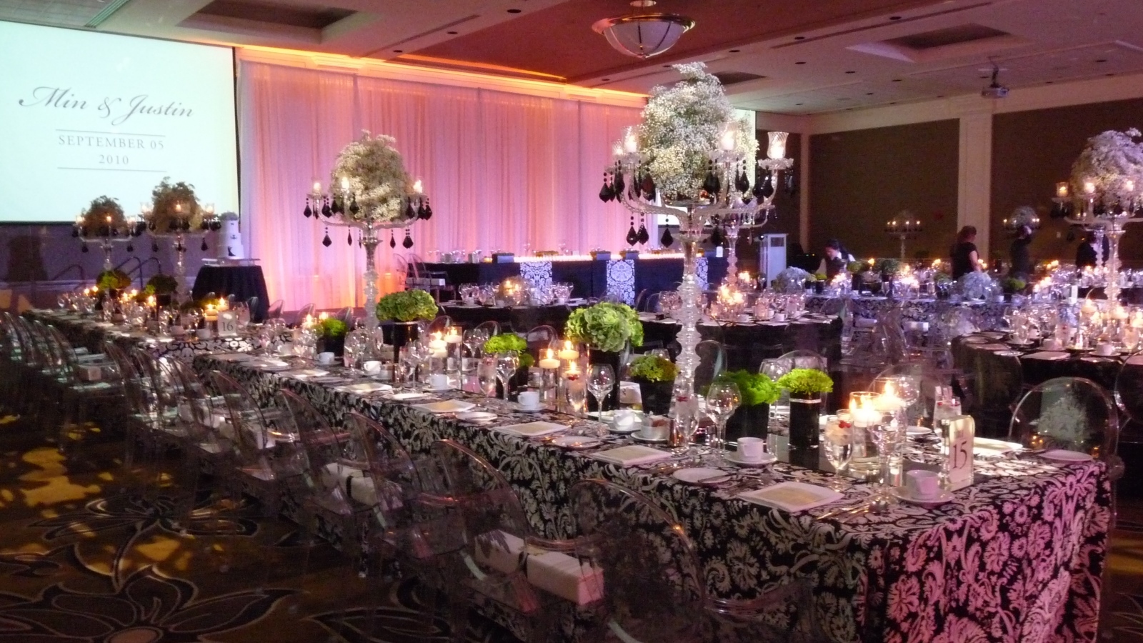 Downtown Calgary Wedding Venues - Grand Ballroom