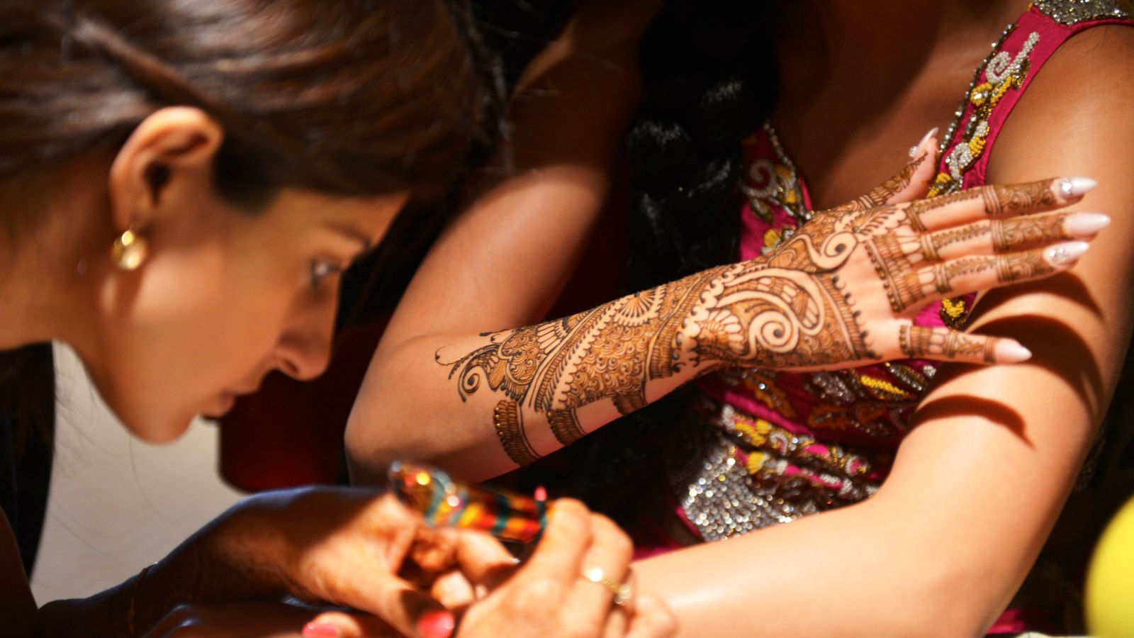 Downtown Calgary Wedding Venues - Indian Wedding Mendhi