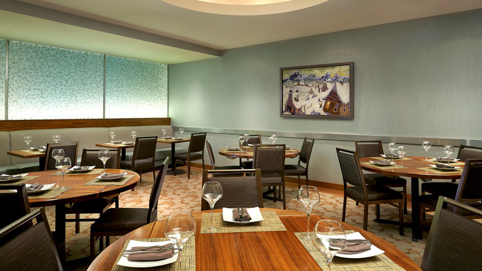 Calgary Hotel Accommodation - Dining