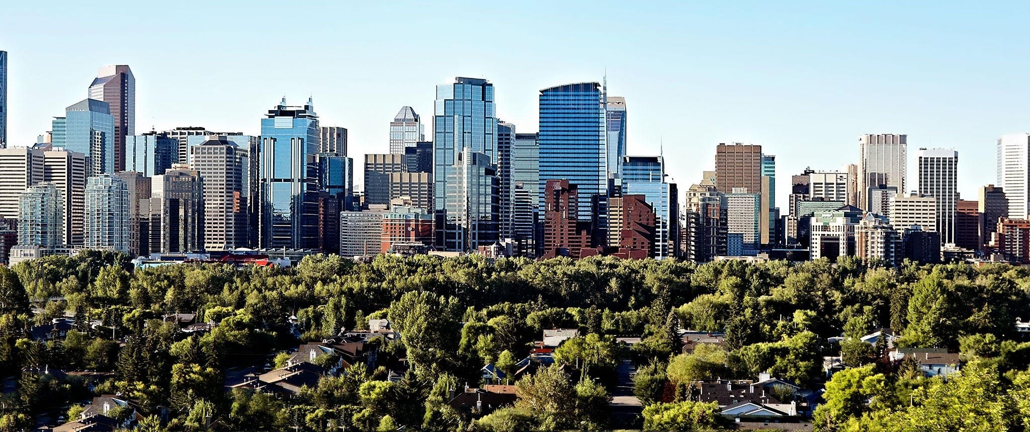 Things to Do in Downtown Calgary - Calgary Skyline
