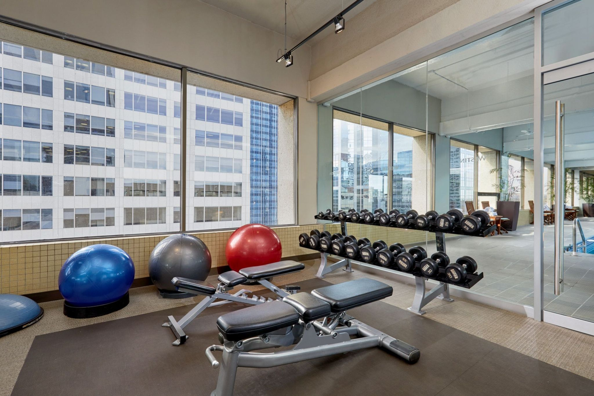 Calgary Hotel Accommodation - Fitness Center